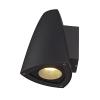 Schrack Technik LI231705  CONE GU10 falra, antracit, max. 50W, IP44