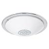 EGLO LED-DL CHROM/WEISS/KRISTALL'GIOLINA'- 93778