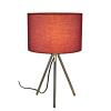 Schrack Technik LI155586   FENDA lámpaernyő, piros