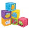 Teddies Gyerek figurás játékockák