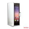 CELLY Huawei P8 book tok,Fehér