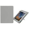 """RivaCase Univerzális táblagéptok, 10.1"""", állvány, RIVACASE """"GATWICK 3207"""" világos szürke"""