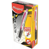 "MAPED Nyomósirón, 0,5 mm, MAPED ""Black\´Peps"", pink"