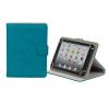 """RivaCase Univerzális táblagéptok, 8"""", RIVACASE """"Orly 3014"""" aquamarin tablet tok"""