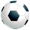 "FELLOWES Egéralátét, kör alakú, FELLOWES ""Brite™"", focilabda"