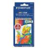 """STAEDTLER Színes ceruza készlet, hatszögletű, STAEDTLER """"Noris Club"""", 12 különböző szín"""