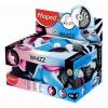 "MAPED Radír display, műanyag tokos, MAPED ""Whizz"""