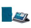 """RivaCase Univerzális táblagéptok, 7"""", RIVACASE """"Orly 3012"""" aquamarin tablet tok"""