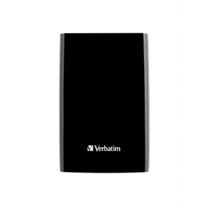 "Verbatim 2,5"" HDD (merevlemez), 1TB, USB 3.0, VERBATIM, fekete"