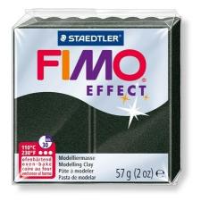 """FIMO Gyurma, 57 g, égethető, FIMO """"Effect"""", fekete gyöngyház süthető gyurma"""