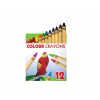"""ICO Zsírkréta, ICO """"állatok"""", 12 különböző szín"""