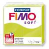 """FIMO Gyurma, 57 g, égethető, FIMO """"Soft"""", lime zöld"""