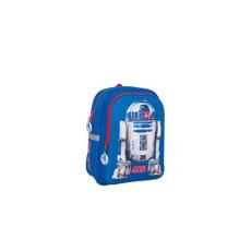 """. Hátizsák, """"Star Wars R2D2"""", kék"""