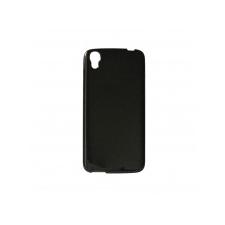 CELLECT Alcatel Idol 3 4.7'' vékony fekete szilikon hátlap tok és táska