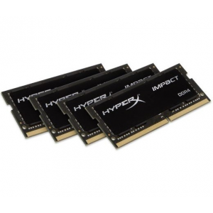 Kingston SO-DIMM DDR4 32GB 2400MHz Kingston HyperX Impact B