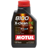 Motul 8100 X-Clean FE 5W30 motorolaj 1 Liter