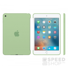 Apple iPad mini 4 gyári szilikon tok, menta MMJY2 tablet tok