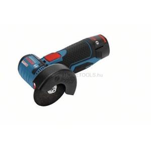 Bosch GWS 10,8-76 V-EC akkus sarokcsiszoló akku és töltő nélkül (06019F2000)