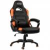 Nitro Concepts C80 Comfort Fekete/Narancs