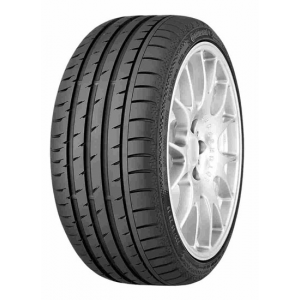 Continental SPORTCONTACT 3 * SSR 205/45 R17