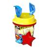 Dema Stil Superman közepes homokozó készlet, 5 részes