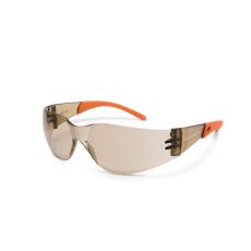Professzionális védőszemüveg UV védelemmel - Borostyán
