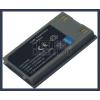 Samsung VP-M105B 3.7V 900mAh utángyártott Lithium-Ion kamera/fényképezőgép akku/akkumulátor