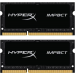 Kingston HX318LS11IBK2/16 HyperX DDR3L memória - 2x8GB - 1866MHz
