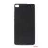 CELLECT Huawei P9 vékony szilikon hátlap, Fekete