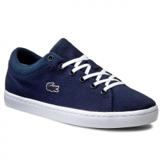 Lacoste Félcipő LACOSTE - Straightset 116 2 Caw 7-31CAW0117003 Navy