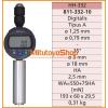Mitutoyo Digitális Durométer 811-332-10 HARDMATIC HH-332