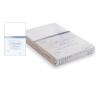 Scamp gumis lepedő 60x120-70x140 fehér babaágynemű, babapléd