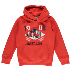 Lee Cooper Kapucnis felső Lee Cooper Cooper East London gye.