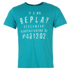 Replay Póló Replay Beachwear fér.
