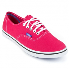 Vans Authentic Lo Pro (Pop) Rose Red/Purple Iris
