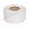 Kartoncímke PES 100×150 mm / időjárásálló műanyag címke / nem öntapadós