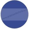 30mm színes papír címke P293 sötét kék