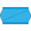 22×12mm kék OLASZ árazógépszalag