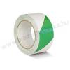 Padlójelölő szalag 50mm×33fm zöld/fehér öntapadós jelölőszalag