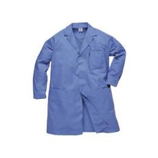 AS10 - Antisztatikus ESD köpeny - kék