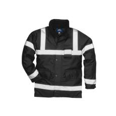 S433 - Iona Lite kabát - fekete