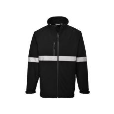 TK54 - IONA Softshell dzseki - fekete