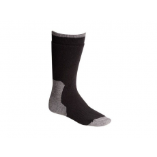SK18 - Extreme meleg zokni - fekete
