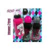 Monster High alu kulacs - szürke