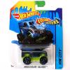 Hot Wheels Monster Dairy Delivery színváltós kisautó
