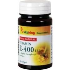 Vitaking Kft. E-400 IU természetes (60) lágykapsz VK vitamin