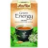 Golden Temple Zöld tea energia BIO 17x1,8g Yogi