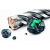 Bosch SDS plus-5X fúrószár készlet 6 x 100 x 160 mm, 10 db (2608833892)