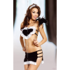 Softline Amber szexi 3 részes szobalány jelmez erotikus ruha S/M