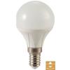 LED kis körte égő 6W E14 MelegFehér / új 3 év garancia